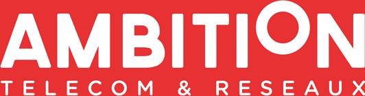logo ambition blanc